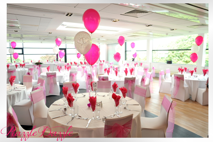 photo gallery razzle dazzle   wedding and party decorations
