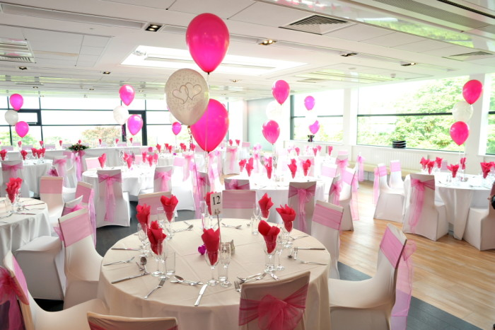 Wedding balloons balloon decorations for weddings uk for Balloon decoration ideas for weddings