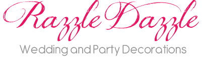 Razzle Dazzle – Wedding and Party Decorations
